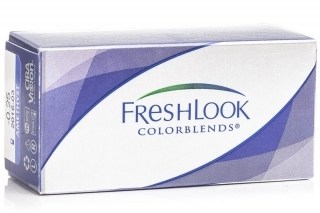 FreshLook ColorBlends (2 лещи) – с диоптър