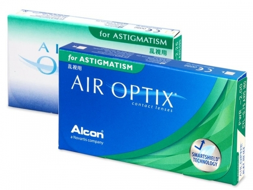 AIR OPTIX за АСТИГМАТИЗЪМ 6 бр.